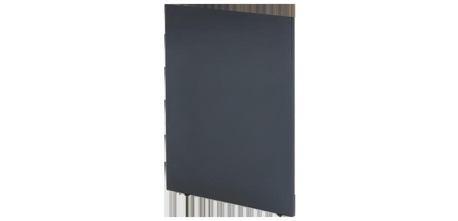 Stahlwange | Stahl | schwarz